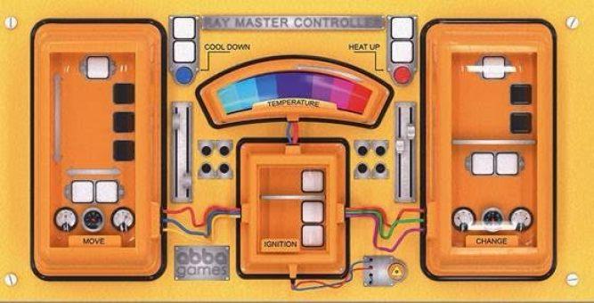 Ray Master 9