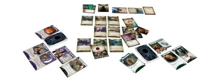 Arkham Horror juego de cartas