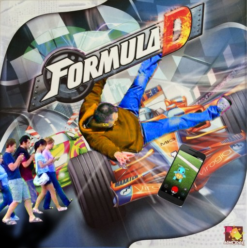 Formula D pokemon