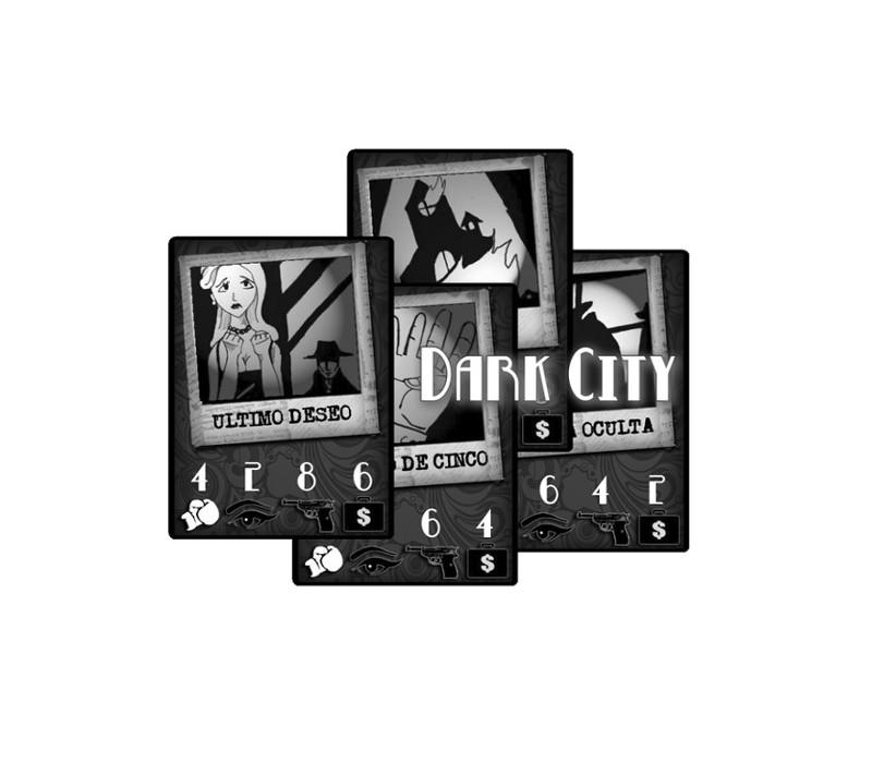 Dark City: detectives y sospechosos en un juego de cartas gratuito