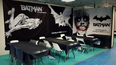 Batman juego de mesa