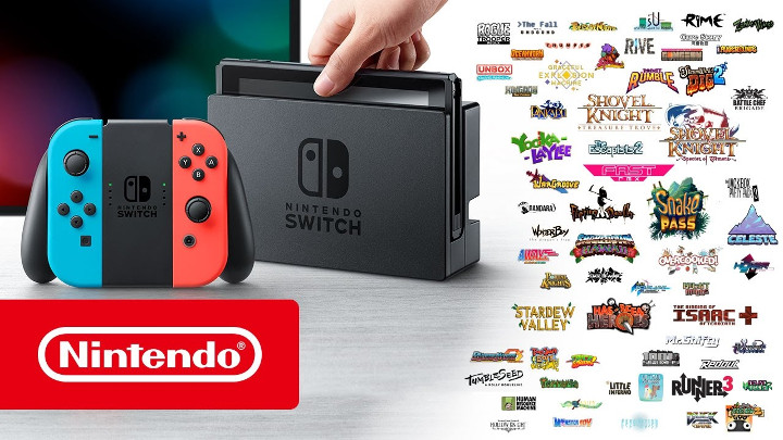 Nintendo anuncia sus 'Nindies' para Switch