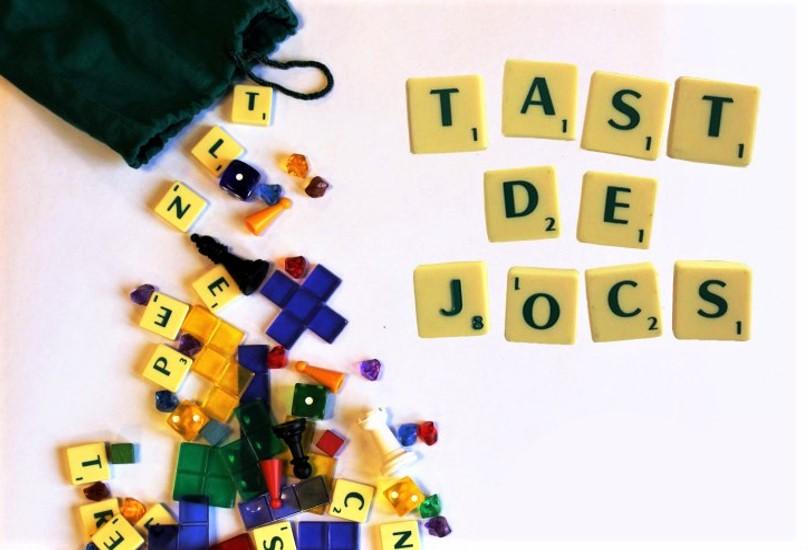 Tast de Jocs 2017, el festival de juegos de mesa de Manresa