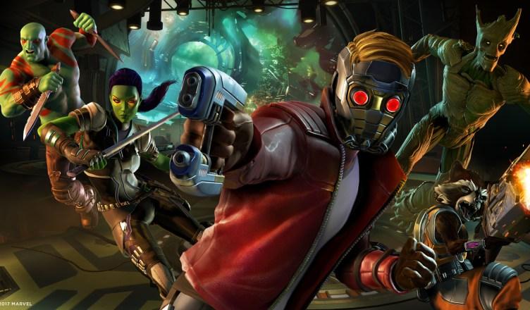 Guardianes de la Galaxia Telltale Análisis