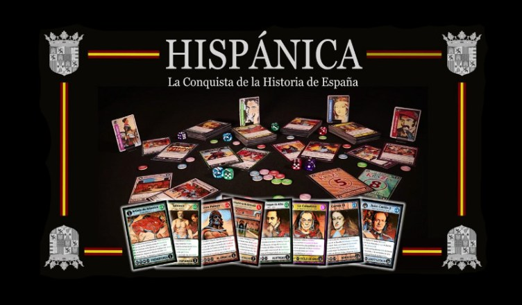 Hispánica juego