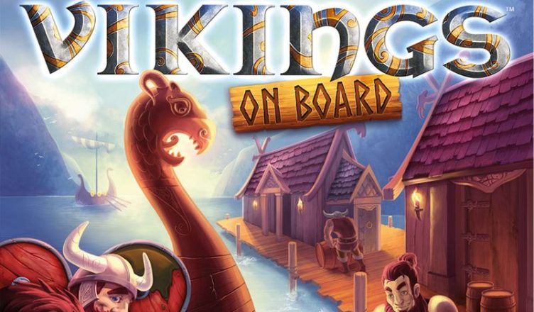 Vikings on Board juego