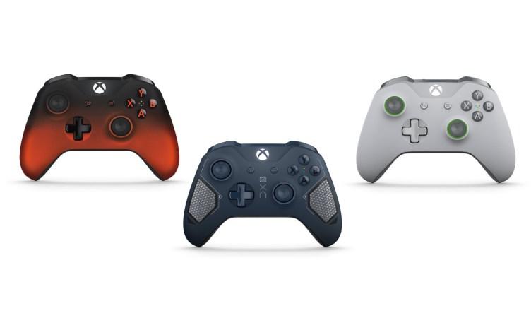 nuevos mandos Xbox One