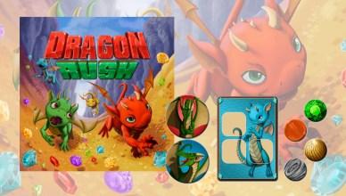 Dragon Rush Kickstarter