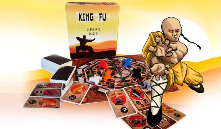 King Fu Guerreros Shaolín