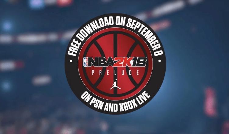NBA 2K18 DEMO