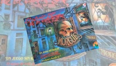Morgue juego de mesa