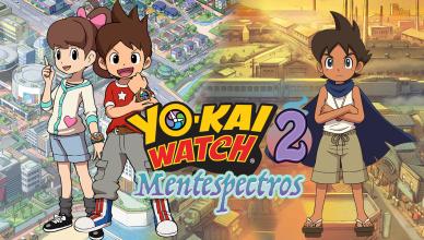 YO-KAI WATCH 2: Mentespectros