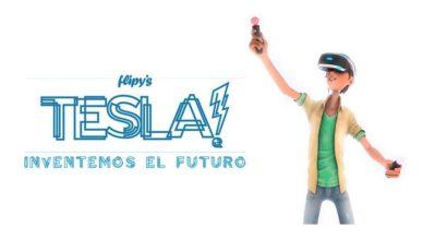 Flipy's Tesla