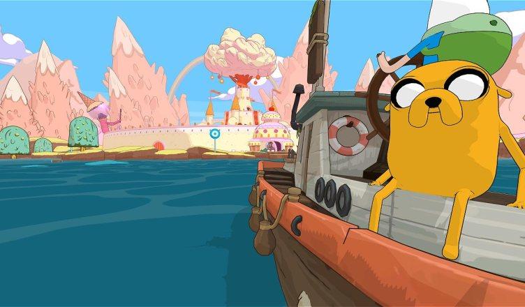 Hora de Aventuras: Piratas del Enchiridion