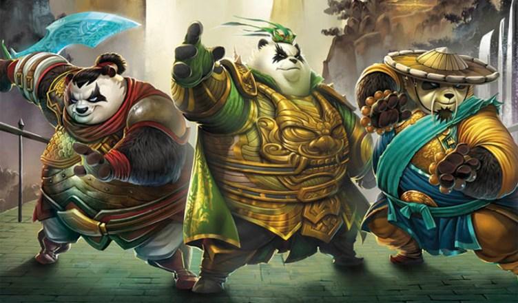 La Senda del Panda juego