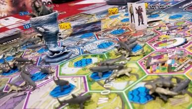 Sharknado juego de mesa