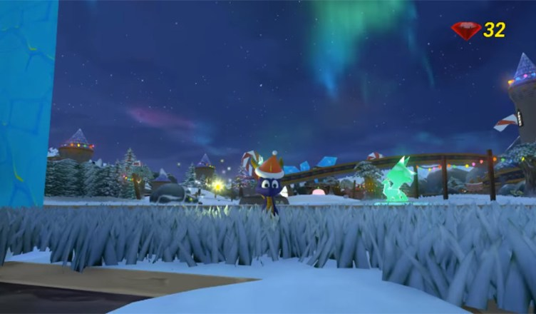 Spyro Unreal Engine 4