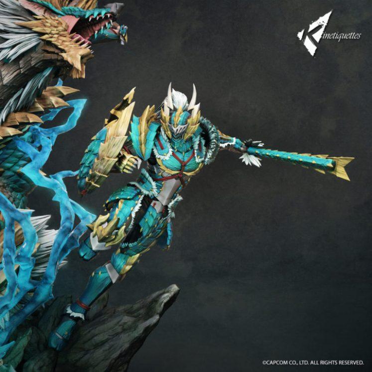 figura Monster Hunter