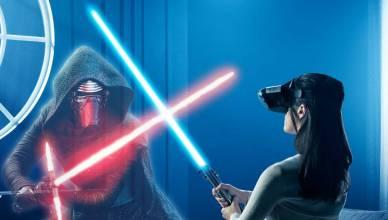 Star Wars Jedi Challenge