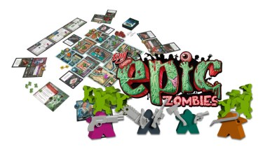 Tiny Epic Zombies juego