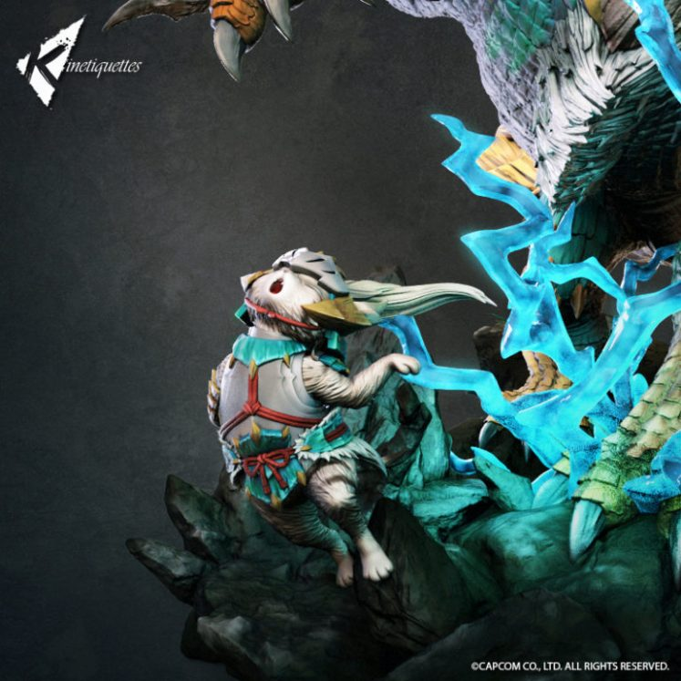 figura Monster Hunter