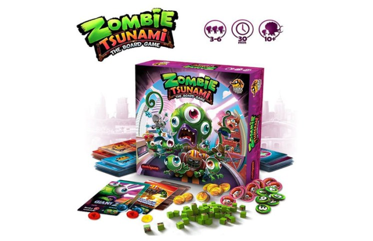 Zombie Tsunami Guilds