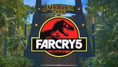 Jurassic Park Far Cry 5