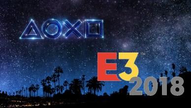 conferencia Sony E3 2018