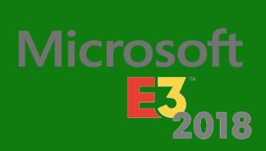 conferencia microsoft e3 2018