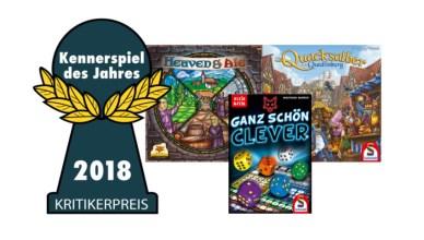 Kennerspiel des Jahres 2018