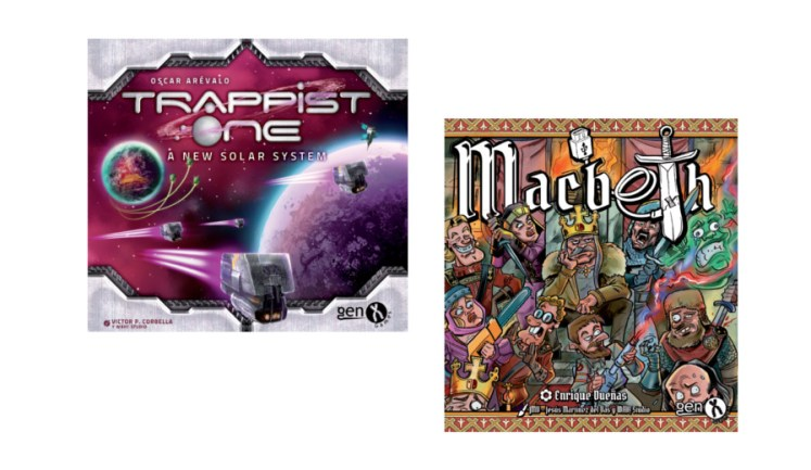 Trappist One Macbeth!