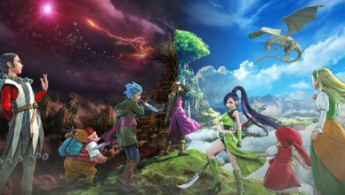 personajes Dragon Quest XI