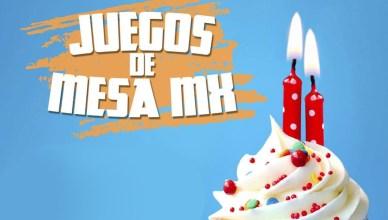 Juegos de Mesa MX aniversario