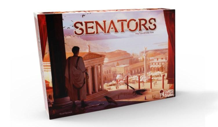 Senators juego