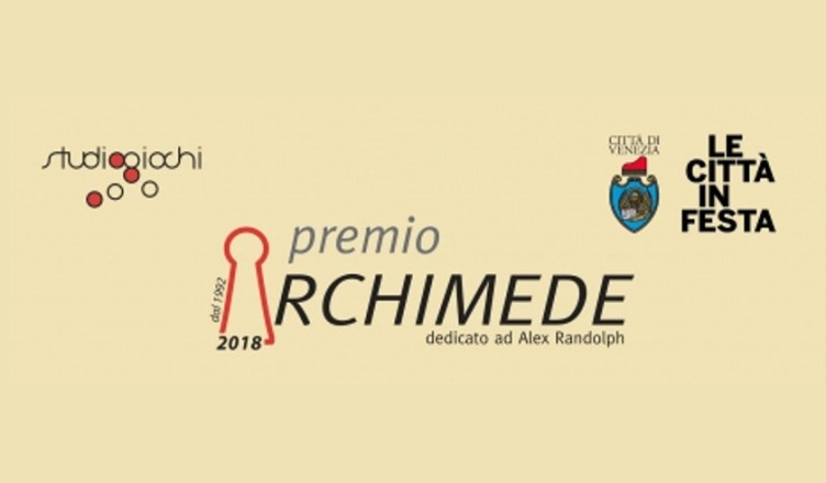 Premios Archimede 2018
