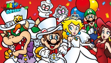 Super Mario Odyssey primer aniversario