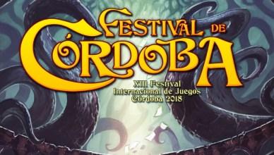 XIII Festival Internacional de Juegos Córdoba 2018