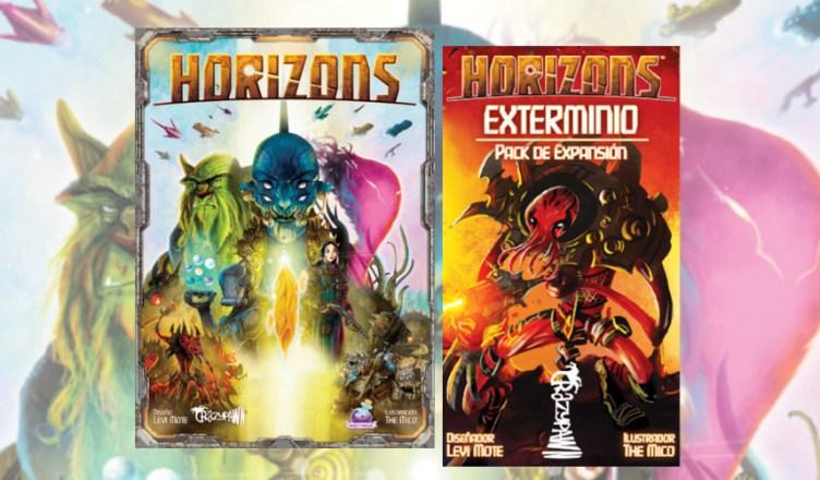 Horizons y Horizons Exterminio