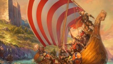 Juegos De Mesa Vikingos Archivos Consola Y Tablero