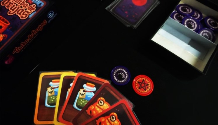 Timba de Brujas juego
