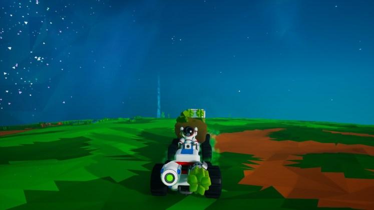 Astroneer Tractor