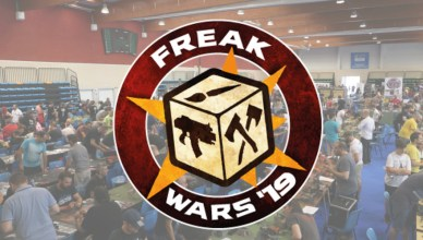 Freak Wars 2019