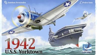 1942 U.S.S. Yorktown
