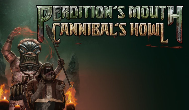 Perdition's Mouth Cannibal's Howl