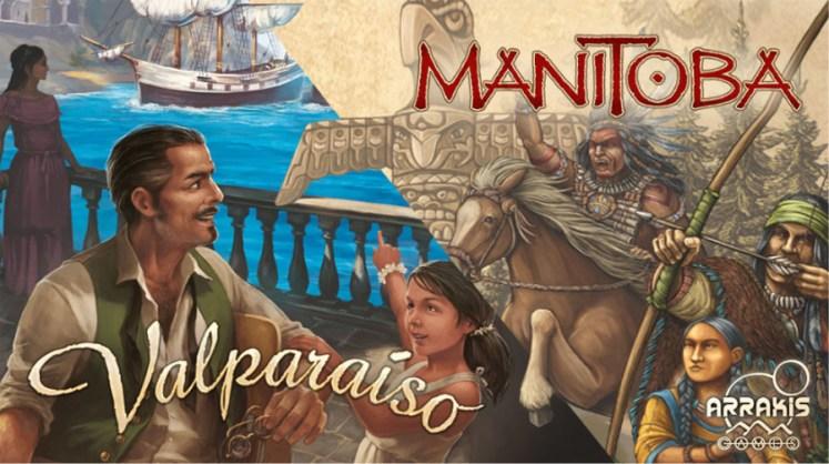Manitoba y Valparaíso