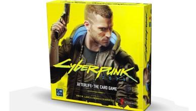 Cyberpunk 2077 juego de cartas