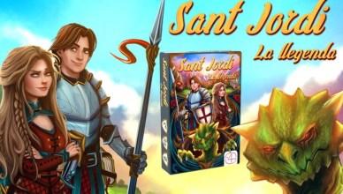 Sant Jordi La Leyenda