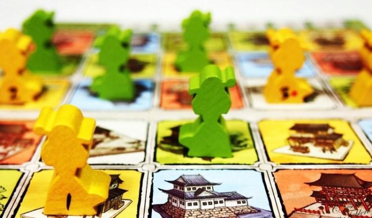 Shadows in Kyoto juego