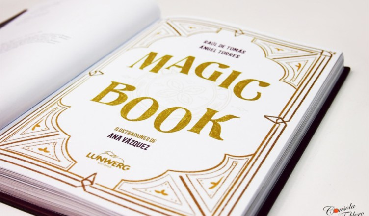Magic Book trucos