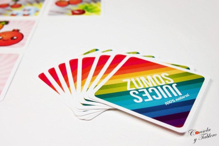juegos de cartas frutas